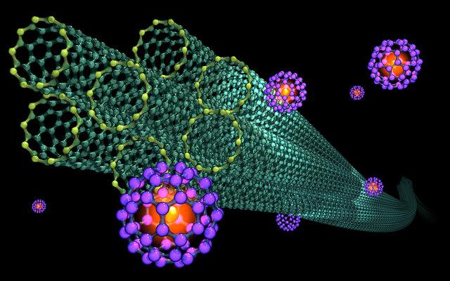 نانو لوله های کربنی